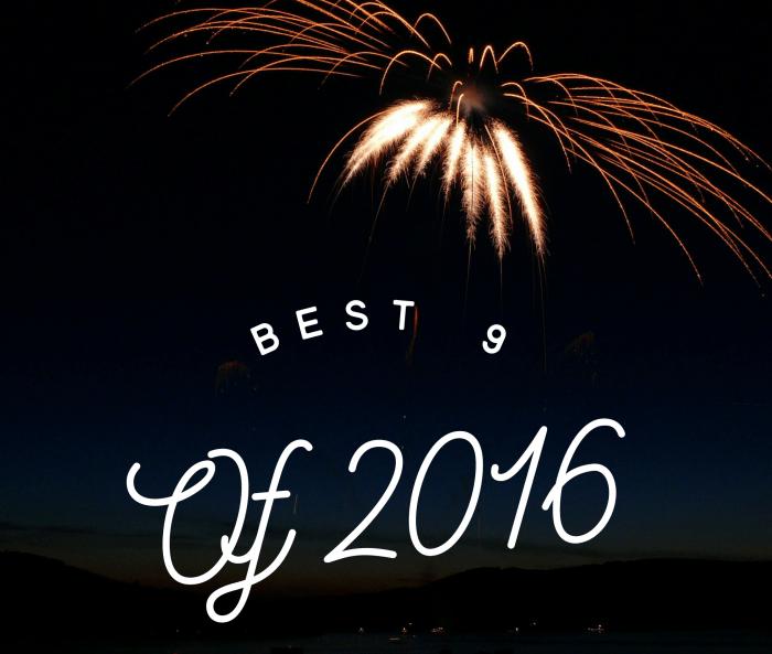 #Best9of2016