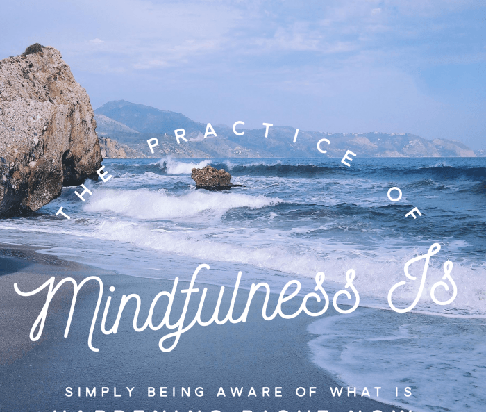 Daily Meaningful Mindfulness Routine