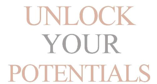 Introducing 'Unlock Your Potentials' eCourse