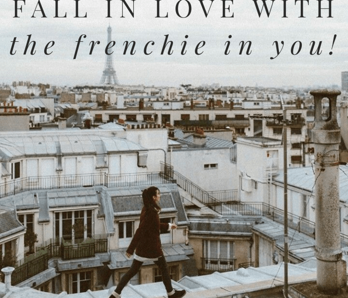 Fall in Love with the Frenchie in You