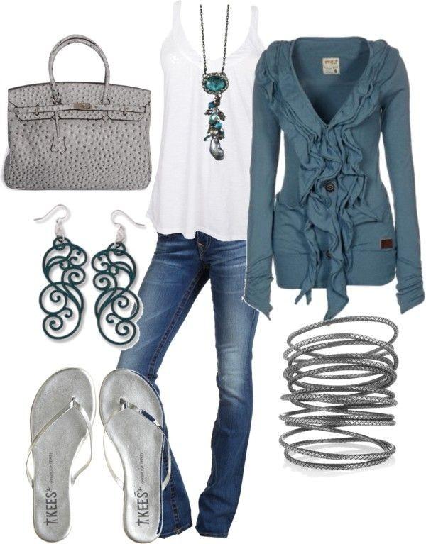 Comfortable Chic Fashion
