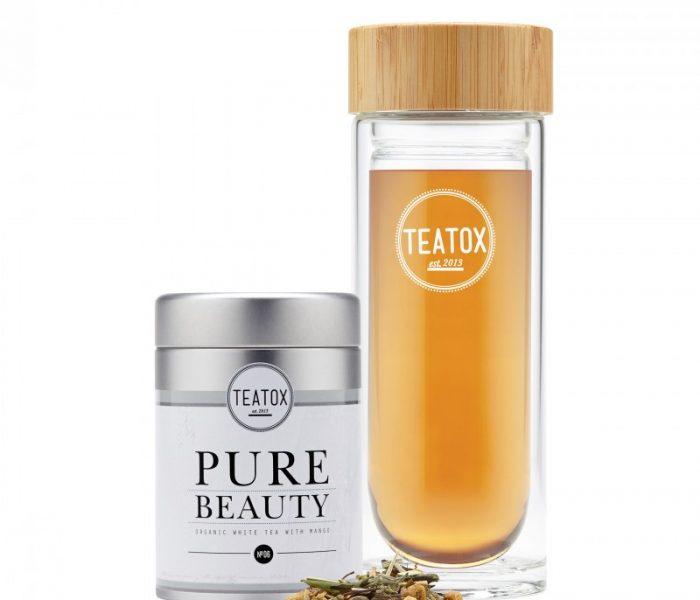 TEATOX Beauty Tea To-Go Set