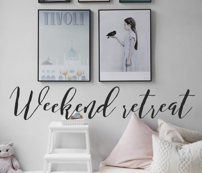 7 ways to Make your Home a Weekend Retreat