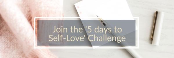 5 days to Self-Love Challenge