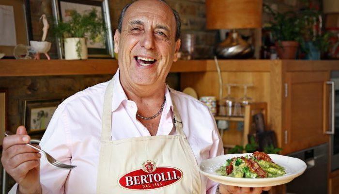 Interview with Gennaro Contaldo