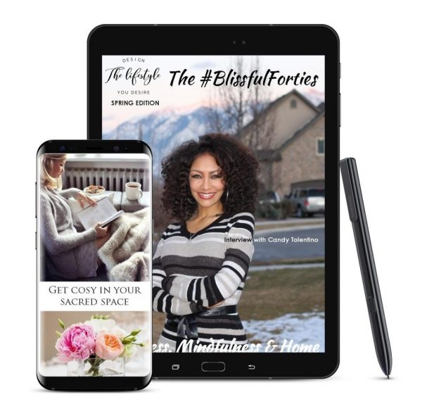 The #BlissfulForties Magazine – Spring Edition