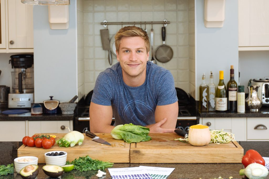 Interview Myles Hopper Co-founder Mindful Chef