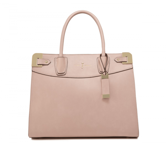 Pink Large Grab Bag by Jasper Conran