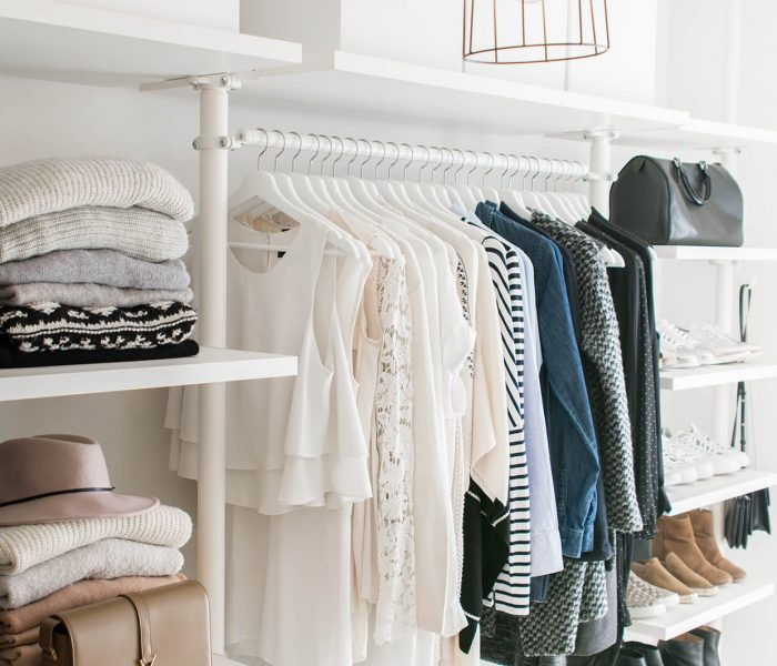 Empty that Wardrobe – Simplify Your Life