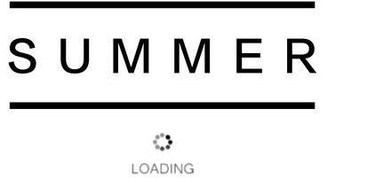 summer loading