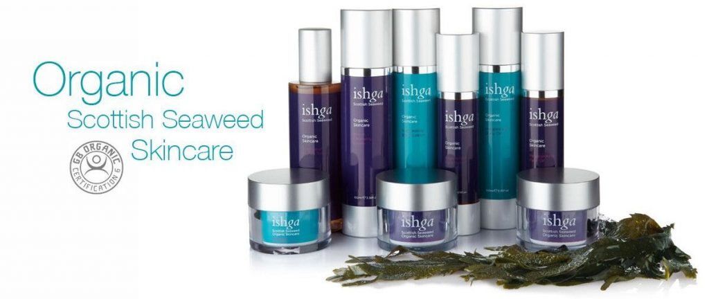 Ishga Organic Seaweed Skincare