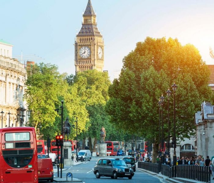 10 Years in London