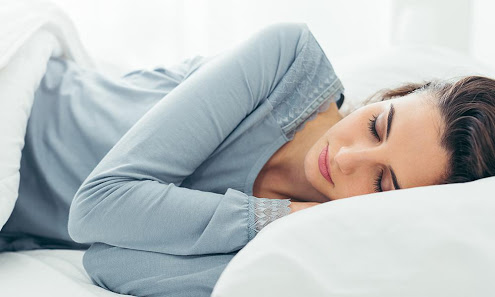 Great Sleep in Your Forties