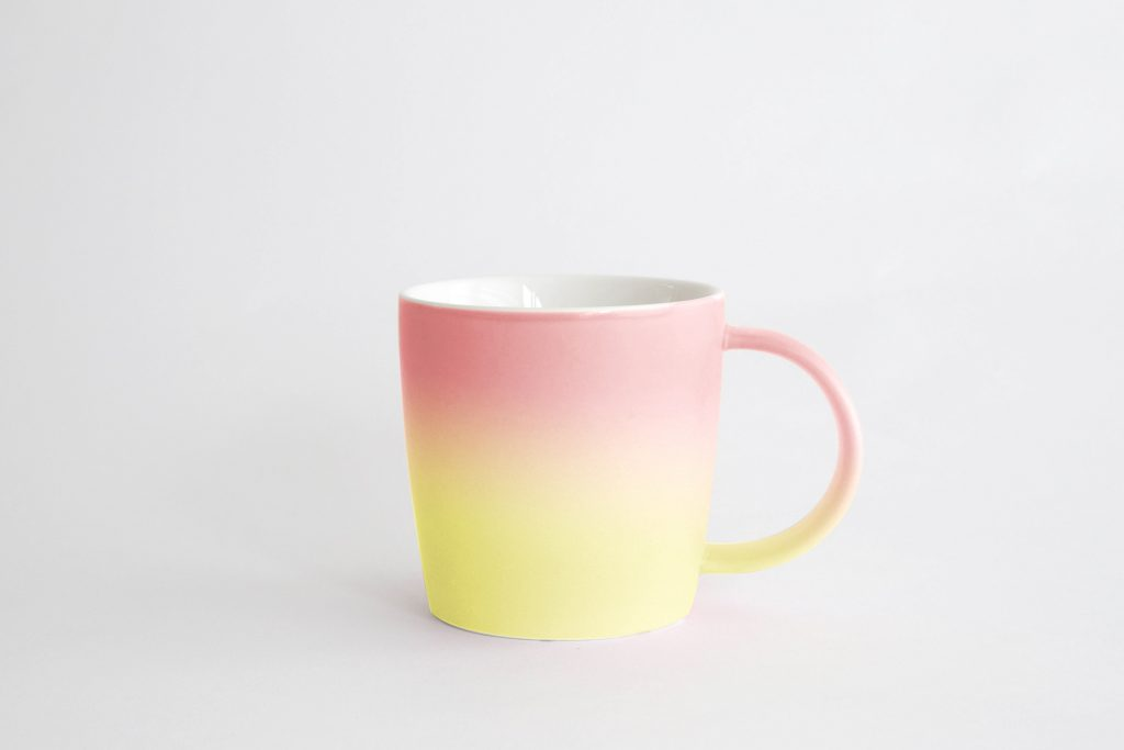 Ombre Mug Flamingo