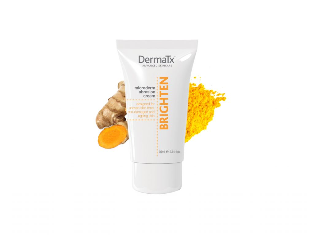 DermaTx Brighten Microdermabrasion Cream