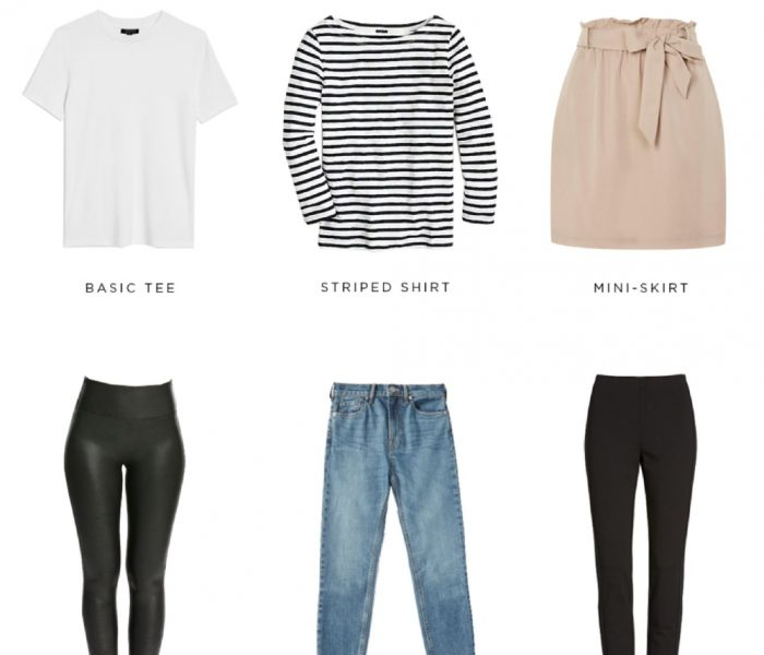 Cultivating a Capsule Wardrobe