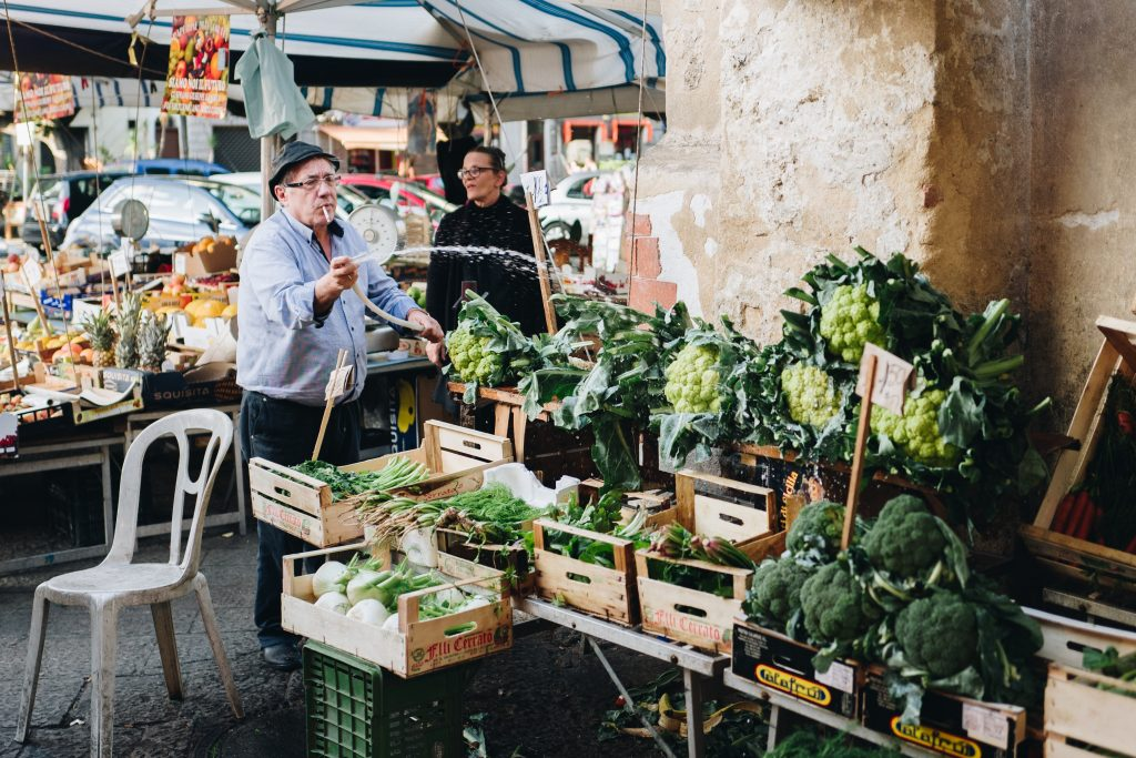 From Market to Table