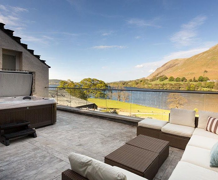 Luxury living the Lake District Way