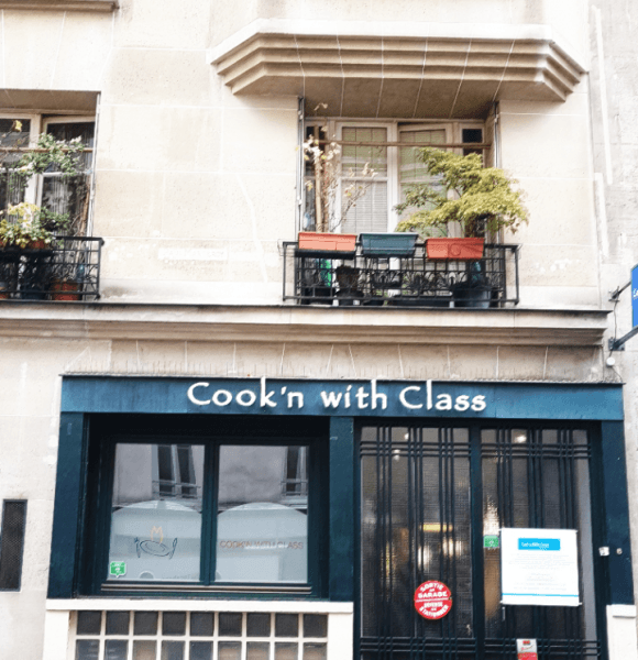 Cooking the Parisian way with Cook'n With Class