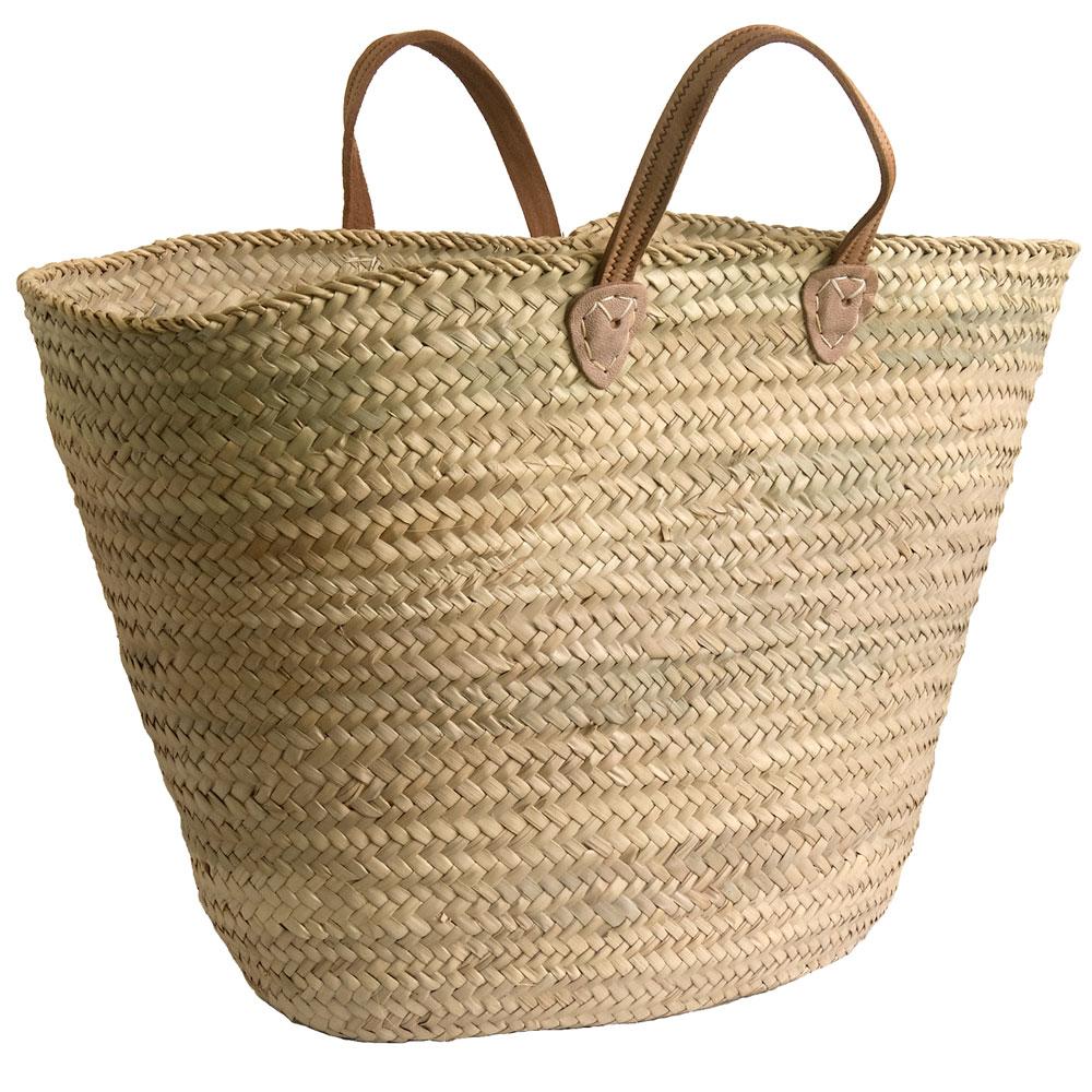 French Market Shopping Basket