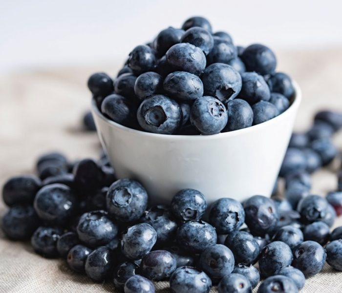 Blue for when we go grey: How blueberries can help with ageing