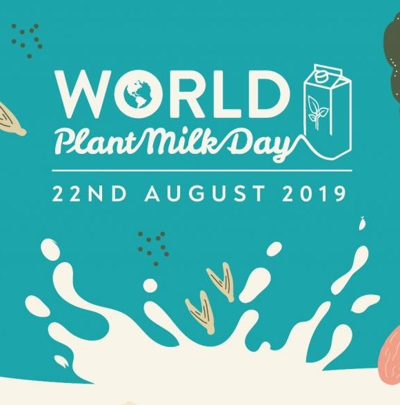 It's World Plant Milk Day today!