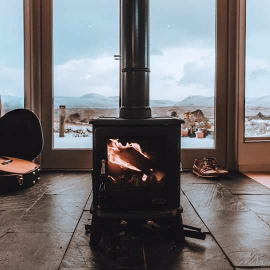 Be efficient with your energy this winter